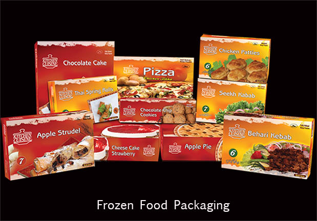 Frozen Packaging